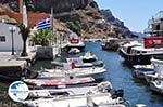 Oude The harbour of Fira Santorini | Cyclades Greece | Greece  Photo 6 - Photo GreeceGuide.co.uk