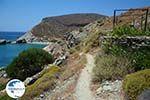 Aghios Nikolaos beach near Angali Folegandros -  Cyclades - Photo 171 - Photo GreeceGuide.co.uk
