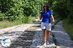 Onderweg to Agia Paraskevi at the rand of the Vikos gorge - Zagori Epirus - Photo GreeceGuide.co.uk