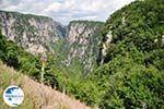 Vikos gorge near Monodendri - Zagori Epirus - Photo GreeceGuide.co.uk