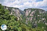 Vikos gorge from Agia Paraskevi near Monodendri - Zagori Epirus - Photo GreeceGuide.co.uk