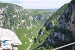 Vikos gorge  Agia Paraskevi monastery Photo 1 - Zagori Epirus - Photo GreeceGuide.co.uk