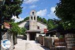 Monodendri Church near centrale square Photo 2 - Zagori Epirus - Photo GreeceGuide.co.uk