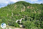 The bekende brug with 3 bogen near Kipi Photo 2 - Zagori Epirus - Photo GreeceGuide.co.uk