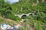 The bekende brug with 3 bogen near Kipi Photo 4 - Zagori Epirus - Photo GreeceGuide.co.uk