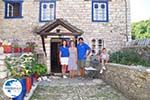 Dina of Orestis House with Wendy and Jorgos of Greece Guide  - Zagori Epirus - Photo GreeceGuide.co.uk