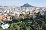 The Lycabetus (Lycabettus)-hill from Pnyx - Photo GreeceGuide.co.uk