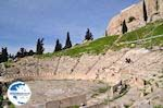 The theater of Dionysos - Photo GreeceGuide.co.uk
