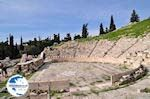 The oldest theater, the theater of Dionysos - Photo GreeceGuide.co.uk