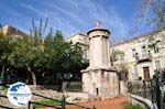 The Lysikrates-monument in Plaka - Photo GreeceGuide.co.uk