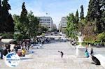 Syntagma Square Athens  - Constitution square  - Photo GreeceGuide.co.uk