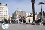 The lively Syntagma Square of Athens - Photo GreeceGuide.co.uk