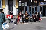 Live performance at the Omonia square - Photo GreeceGuide.co.uk