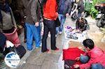 Zwarte markt between Zinonos and Agiou Konstantinou str - Athens - Photo GreeceGuide.co.uk