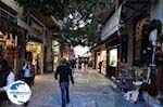 The Kapnikarea street in the wijk Monastiraki - Athens - Photo GreeceGuide.co.uk