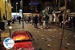 Zwarte markt Areos street in Monastiraki - Athens - Photo GreeceGuide.co.uk