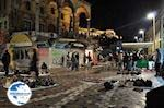 s avonds on the Monastiraki square - Athens - Photo GreeceGuide.co.uk