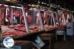 The vleesmarkt of Athens at the Athinastreet - Markt Athens - Photo GreeceGuide.co.uk