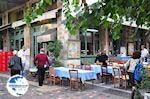 Greek taverna Bairaktaris in Monastiraki - Athens - Photo GreeceGuide.co.uk