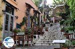 Steegjes Mnisikleous str Plaka - Anafiotika - Athens - Photo GreeceGuide.co.uk