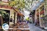Shops Thespidos street in Plaka - Athens - Photo GreeceGuide.co.uk
