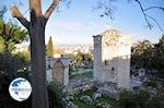 The Aerides on the Roman Agora of Athens - Photo GreeceGuide.co.uk