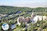 Panoramafoto: the zuidoosten of de Akropolis - Photo GreeceGuide.co.uk