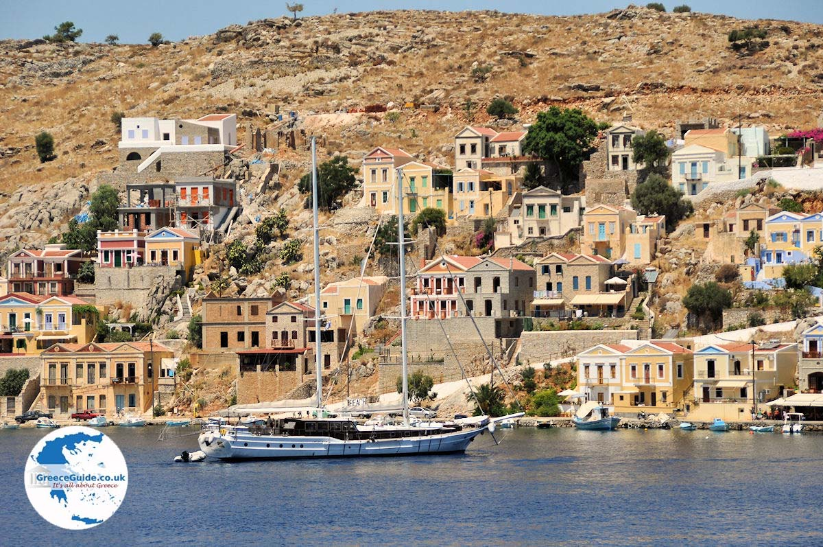 Symi  Dodecanese Greek Islands  Greece Guide