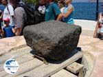 Stuk lava on Nisyros - Photo GreeceGuide.co.uk