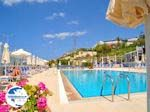 The swimming pool of Rethymno Mare Royal - Photo GreeceGuide.co.uk