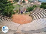 The theater of the small village Seta | Euboea Greece | Greece Guide  - Photo GreeceGuide.co.uk