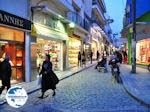 Shopping Street in Chalkis - Photo GreeceGuide.co.uk