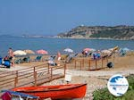 The beach of Arilas - Photo GreeceGuide.co.uk