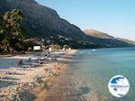 The beach of Barbati - Corfu - Photo GreeceGuide.co.uk