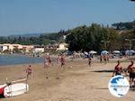 Voetballen on beach of Sidari (Corfu) - Photo GreeceGuide.co.uk