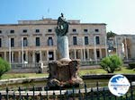 The palace  of the Heiligen Michail and Georgiou - Corfu town - Photo GreeceGuide.co.uk