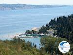 The View to Kouloura (Corfu) - Photo GreeceGuide.co.uk