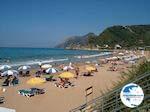 Kontogialos Sandy beach on Corfu - Photo GreeceGuide.co.uk