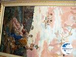 Schilderij in plaieis Sissi on Corfu - Photo GreeceGuide.co.uk