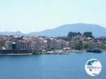 Corfu town from zee - Photo GreeceGuide.co.uk