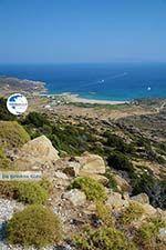 On the road to Manganari Ios - Island of Ios - Cyclades Photo 370 - Photo GreeceGuide.co.uk