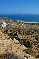 On the road to Manganari Ios - Island of Ios - Cyclades Photo 362 - Photo GreeceGuide.co.uk