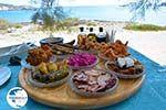 Koumbara Beach bar Ios town - Island of Ios - Cyclades Photo 423 - Photo GreeceGuide.co.uk