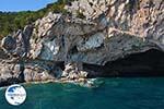 Papanikolis cave - Meganisi island near Lefkada island - Photo Meganisi (island) 24 - Photo GreeceGuide.co.uk