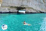 Kleftiko Milos   Cyclades Greece   Photo 84 - Photo GreeceGuide.co.uk