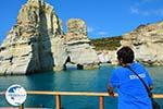 Kleftiko Milos | Cyclades Greece | Photo 154 - Photo GreeceGuide.co.uk