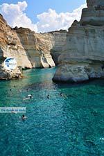 Kleftiko Milos   Cyclades Greece   Photo 156 - Photo GreeceGuide.co.uk