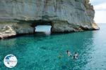 Kleftiko Milos   Cyclades Greece   Photo 183 - Photo GreeceGuide.co.uk