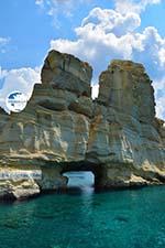 Kleftiko Milos   Cyclades Greece   Photo 189 - Photo GreeceGuide.co.uk