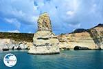 Kleftiko Milos   Cyclades Greece   Photo 193 - Photo GreeceGuide.co.uk